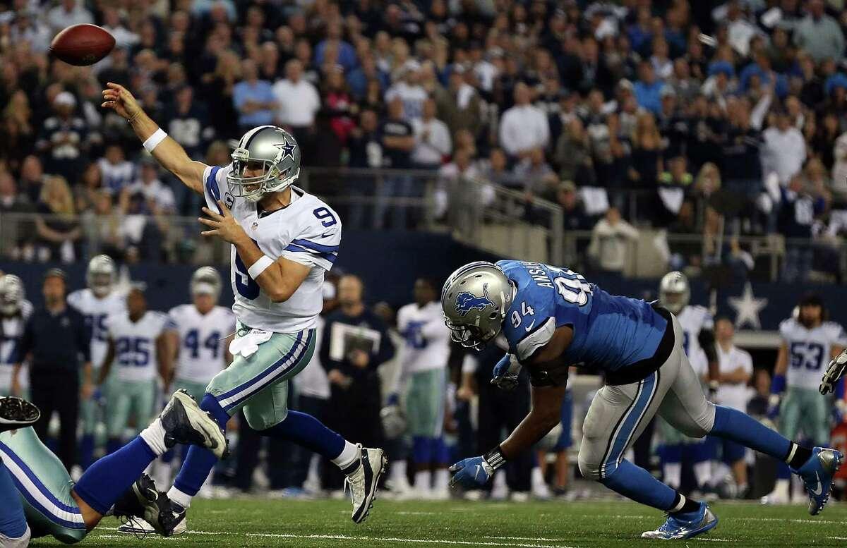 The Dallas Cowboys play in ... not Dallas.