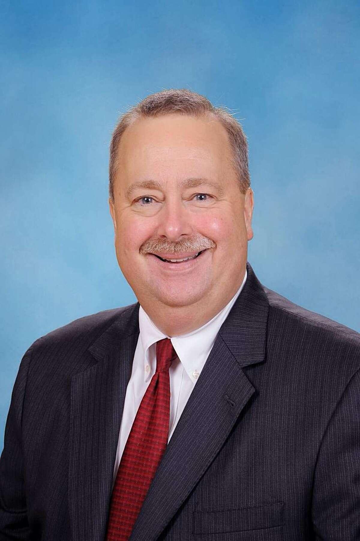 John T. Threet, Principal, West University Elementary School