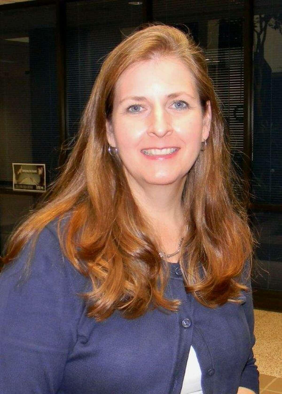 Commonwealth elementary principal Joanna Hagler.