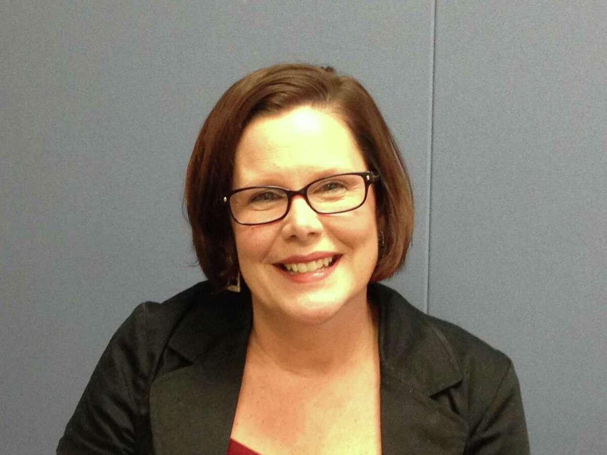 Heather Motzny, principal of Sampson Elementary.