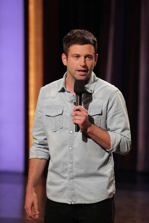 South Windsor's Brent Morin, the star of one of NBCís hottest shows, ìUndateable,î is heading to Comix at Foxwoods for a thre- night, four-performance stand-up event, beginning on Thursday, May 7. Photo: Contributed Photo, Contributed Photo / Connecticut Post Contributed