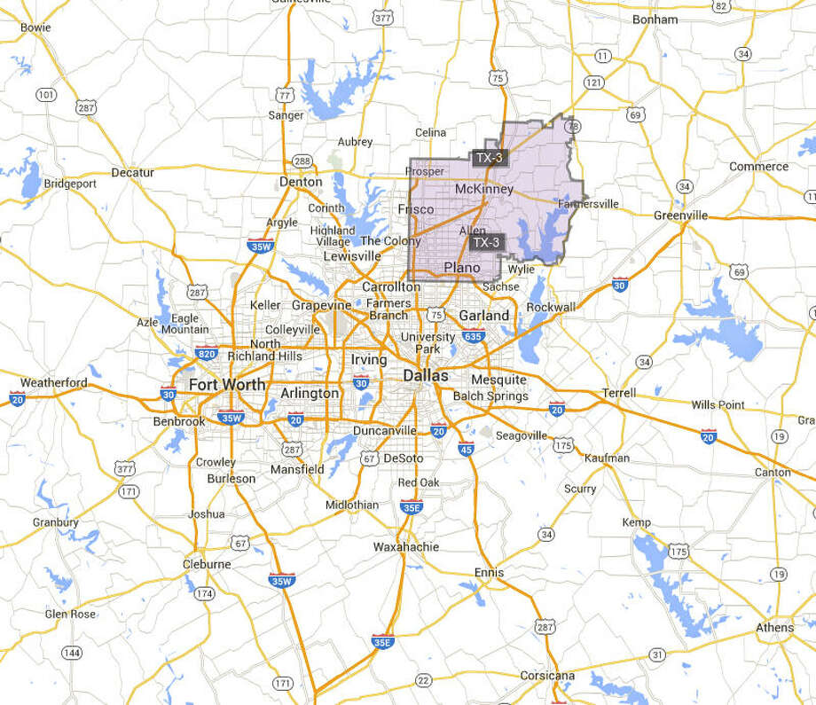 "District 3National rank on Human Development Index (out of 436): 16  Percent of adults without high school diploma: 6 percent  Percent of adults with at least a bachelor's degree: 29.6 percent  School enrollment, ages 3 to 24: 77 percent  Life expectancy at birth: 81.8   Source: ""Geographies of Opportunity,"" Measure of America"" Photo: GovTrack.us"