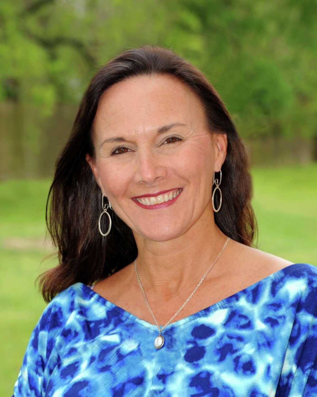 Susan Monaghan, principal of Pin Oak Middle School.