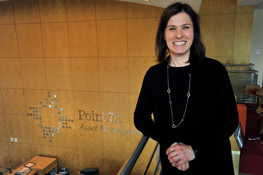 Jaimi Goodfriend is the director of Point72 Academy. She is photographed at Point72 Asset Management headquarters in Stamford, Conn., on Thursday, April 23, 2015. Photo: Jason Rearick / Stamford Advocate