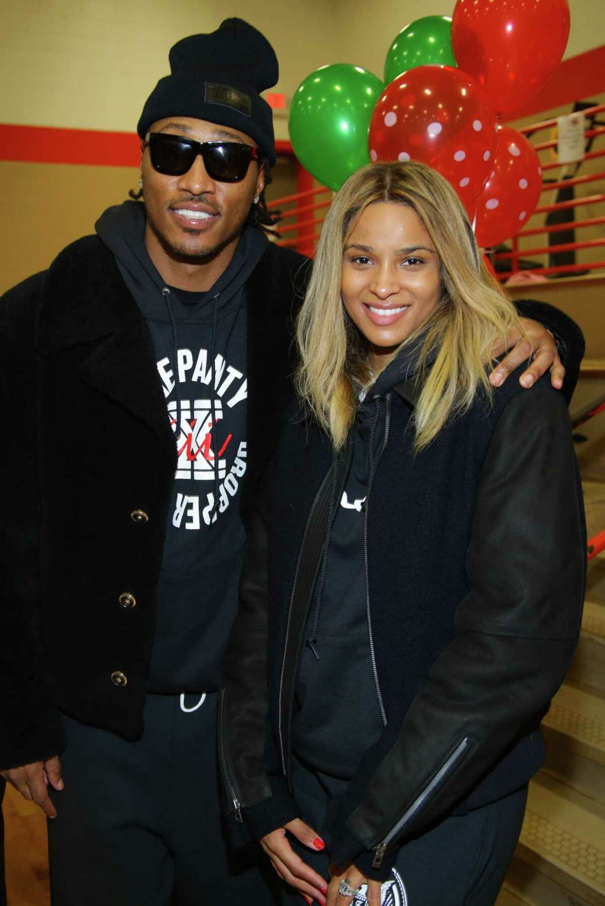 She's been engaged once before Ciara broke off her engagement to rapper Future in August 2014. The pair had been engaged since October 2013, and rumor has it Ciara called the whole thing off after rumors that Future was seeing another hot young R&B singer, Tinashe. For a short time the pair reunited, but the break-up became official when Ciara returned the 15-carat diamond engagement ring Future had specially designed for her. (Photo by Prince Williams/FilmMagic)