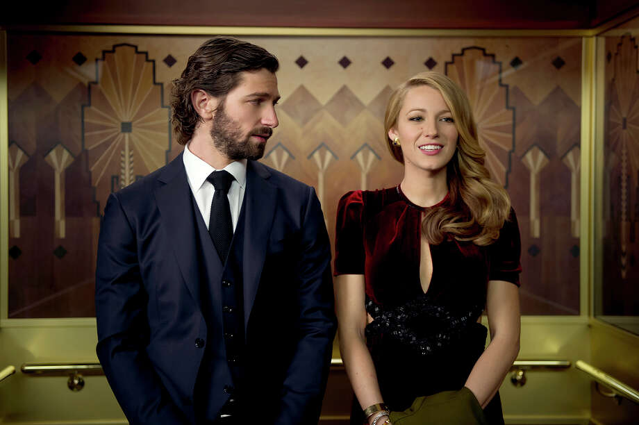 "PMichiel Huisman and Blake Lively are young (well, sort of) lovers in ""The Age of Adaline."" Illustrates FILM-ADALINE-ADV24 (category e), by Stephanie Merry © 2015, The Washington Post. Moved Wednesday, April 22, 2015. (MUST CREDIT: Diyah Pera/Lionsgate.) Photo: HANDOUT / THE WASHINGTON POST"