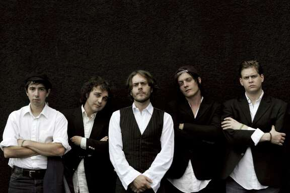 rock band Marah Credit: Yep Roc Records