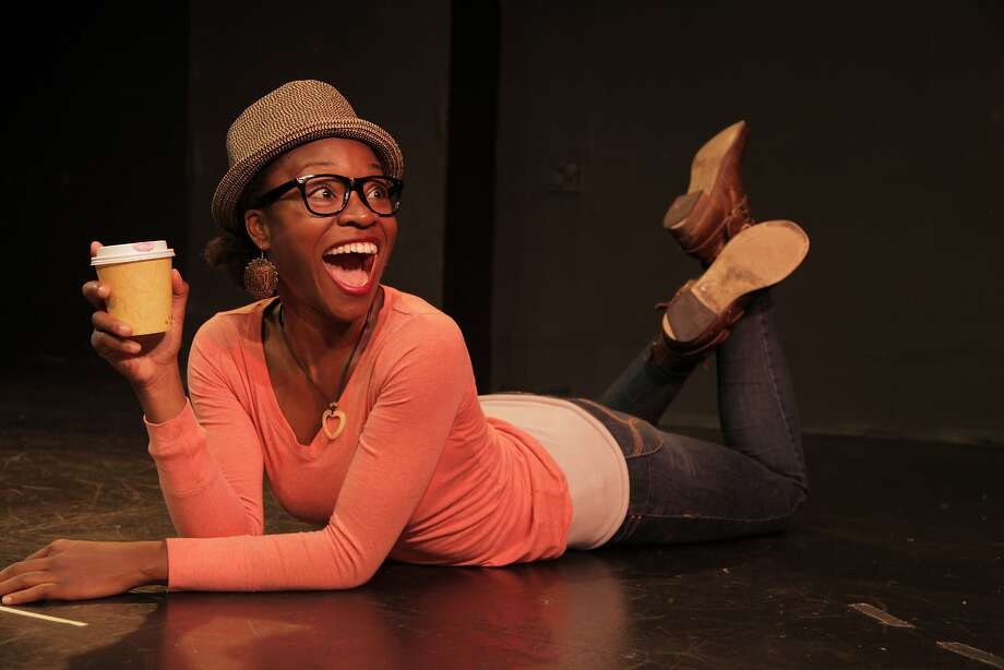 """I think you have to give people a healthy dose of humor if you're going to introduce  heavy topics,"" Echo Brown says about her autobiographical one-woman show. Photo: Alexis Keenan"