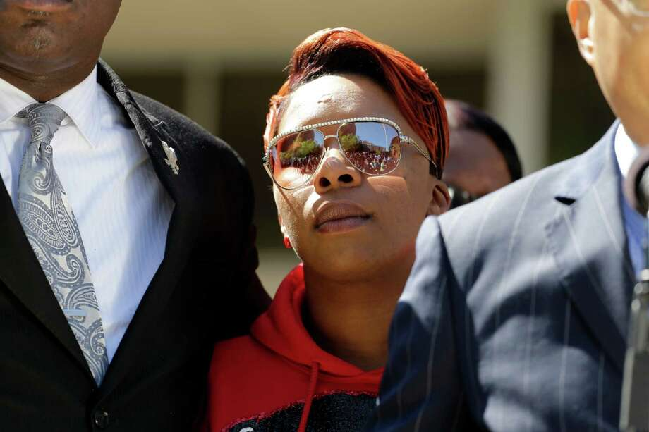 Lesley McSpadden, the teen's mother, and Michael Brown Sr. filed suit. Photo: Jeff Roberson / Associated Press / AP