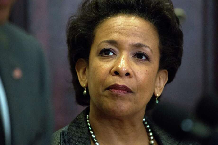 Republicans opposed Loretta Lynch for backing the president's immigration orders. Photo: Doug Mills /New York Times / NYTNS