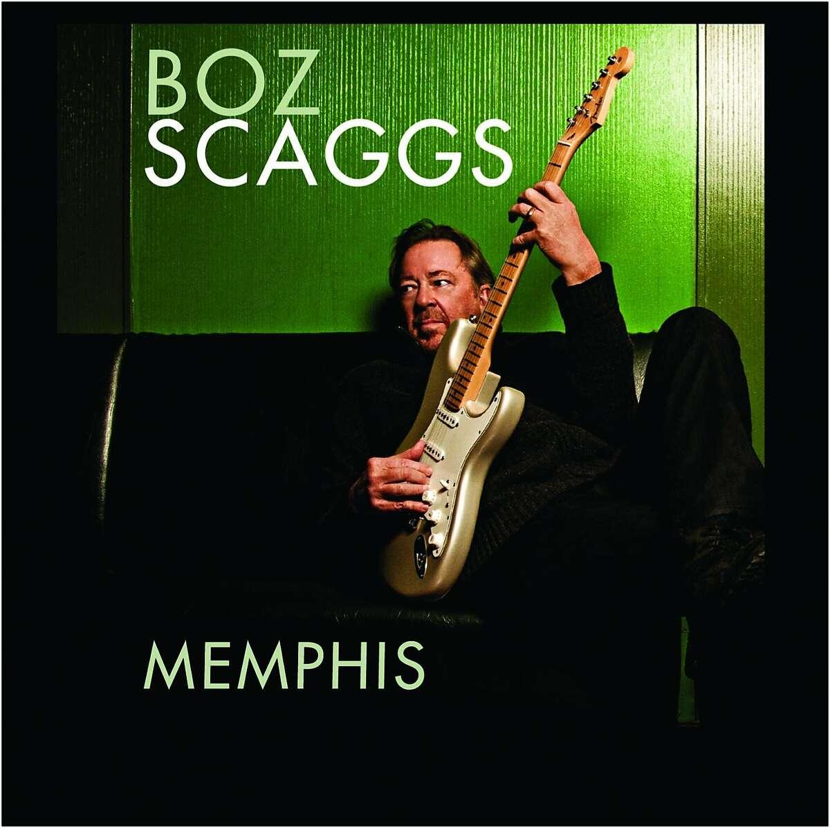 """Boz Scaggs: """"Memphis"""""""