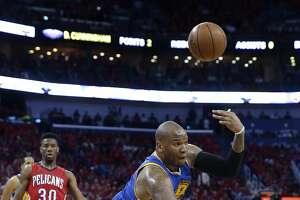 Speights' late rebound among key contributions for Warriors - Photo