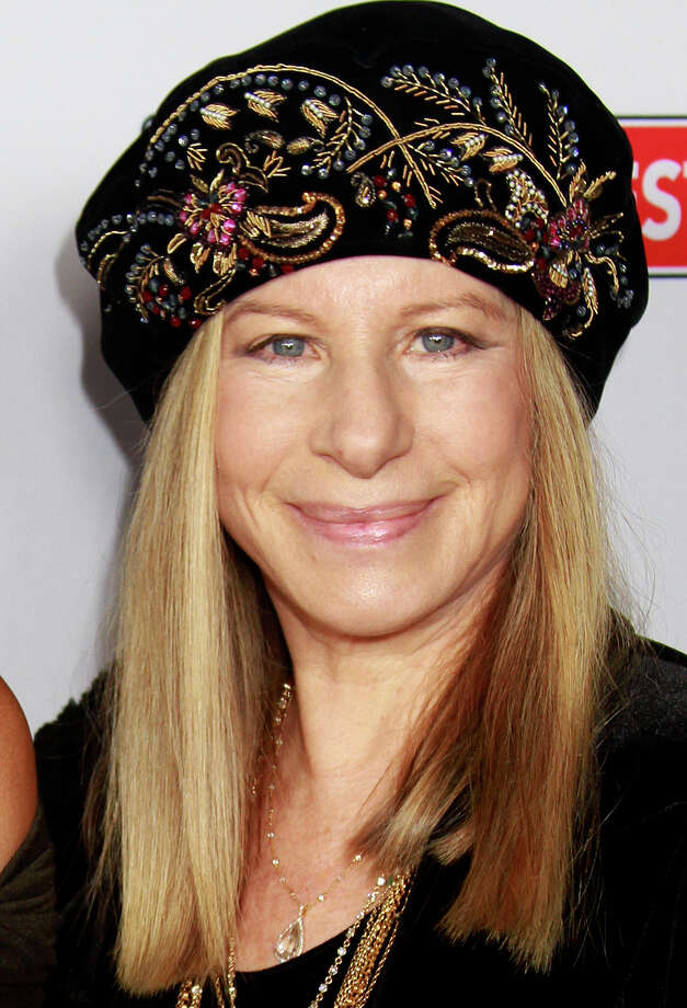 FILE - In this Nov. 18, 2011 file photo, actress Barbara Streisand arrives at the 10th Annual Celebration of Dreams, in Santa Barbara, Calif.  BrooklynA'A's new Barclays Center arena announced Wednesday, May 9, 2012, that Streisand will give a concert at the venue on Oct. 11.  (AP Photo/Michael A. Mariant, file) Photo: MICHAEL MARIANT / Copyright Michael A. Mariant