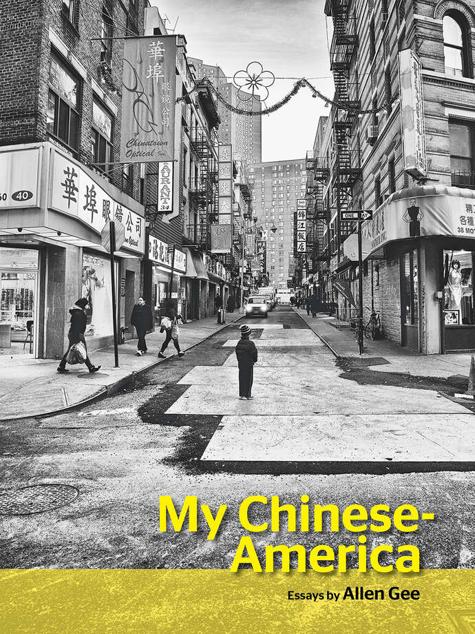 "Allen Gee, a Guilderland native, wrote a collection of essays called ""My Chinese-America."" (Courtesy of the author)"