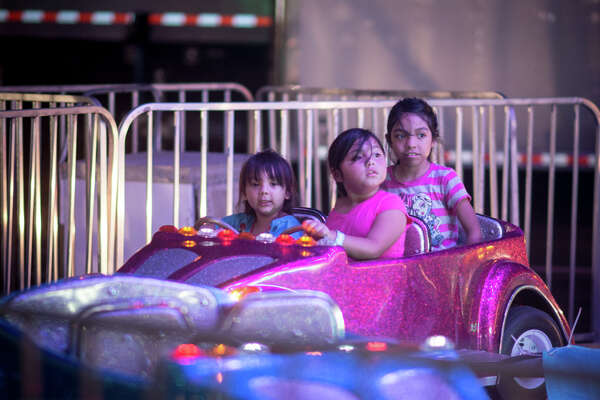 Thousands of San Antonio families enjoyed live music, a wide assortment of food and rides at the Alamodome for Fiesta Carnival Thursday night.