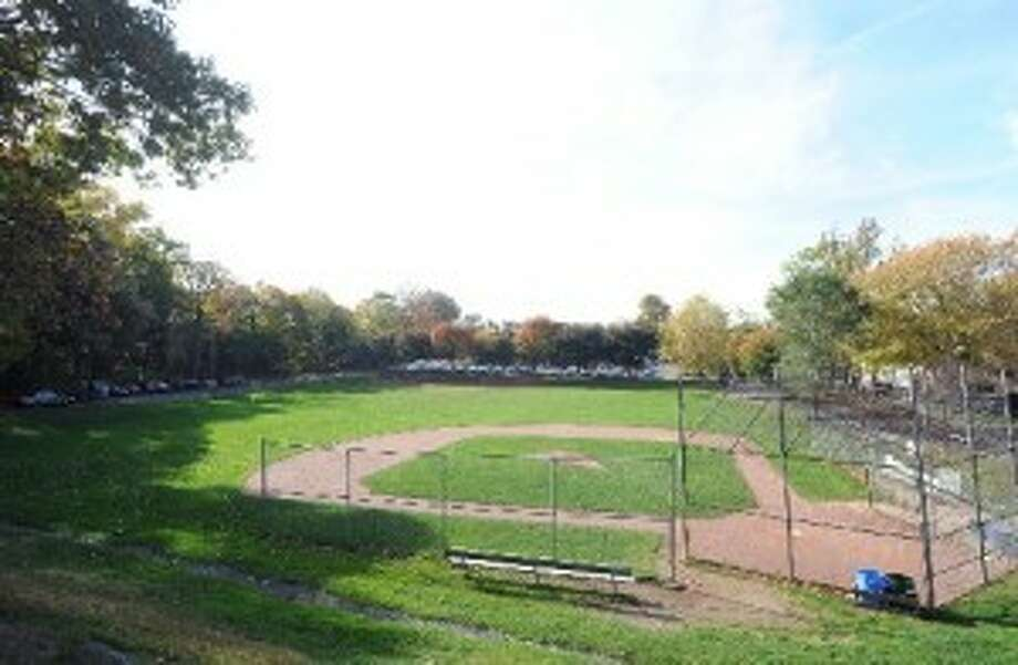 The William Street field, next to New Lebanon School