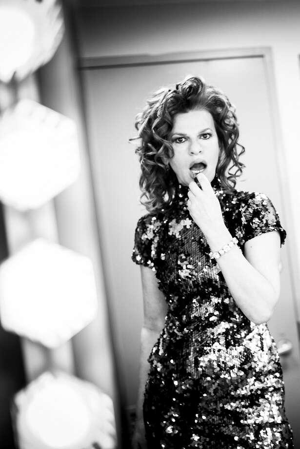 Sandra Bernhard Photo: Kevin Thomas Garcia