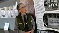 Oldest active park ranger to be featured on 'Today' - Photo