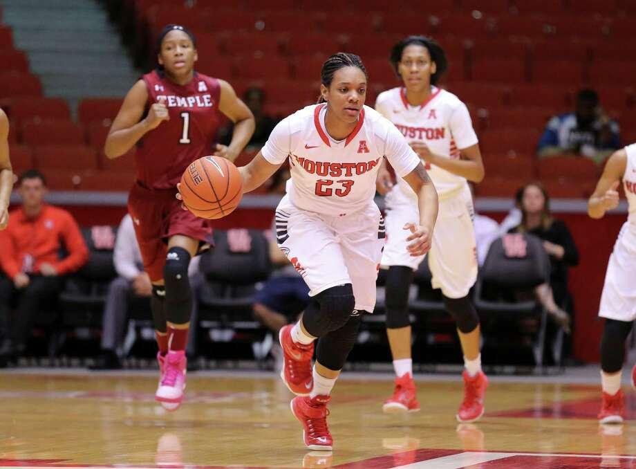 After one year at Houston, freshman guard Moesha Kinard has decided to transfer to Lamar University. Photo: Lamar Sports Information