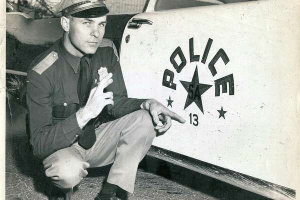 Vintage photographs of the San Antonio Police Departments, 1950s - '70s