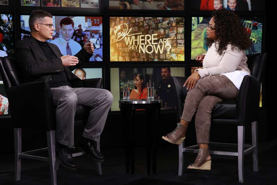 Rusty Yates tells Oprah Winfrey during a Where Are They Now? episode that trying his ex-wife, Andrea Yates, for capital murder in the drowning deaths of their children was cruel. (Photo: Harpo, Inc./Christopher Patey)