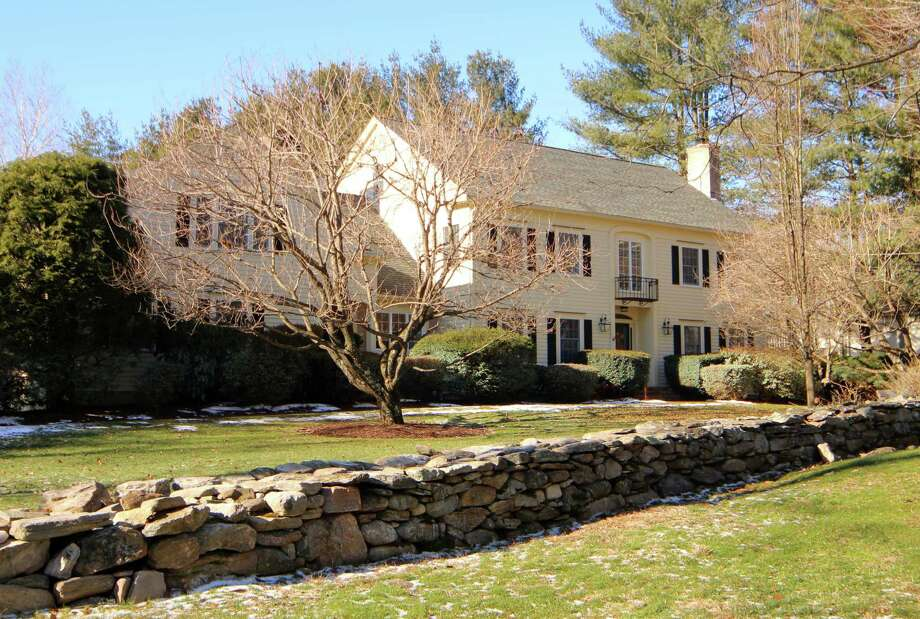 The property at 220 Wakeman Lane is on the market for $1,495,000. Photo: Contributed Photo / Fairfield Citizen