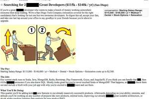 Tech company seeks developers in curse-filled Craigslist ad - Photo