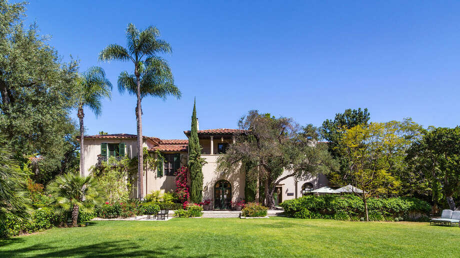 Melanie Griffith & Antonio Banderas Los Angeles home hits the market. Photo: Simon Berlyn