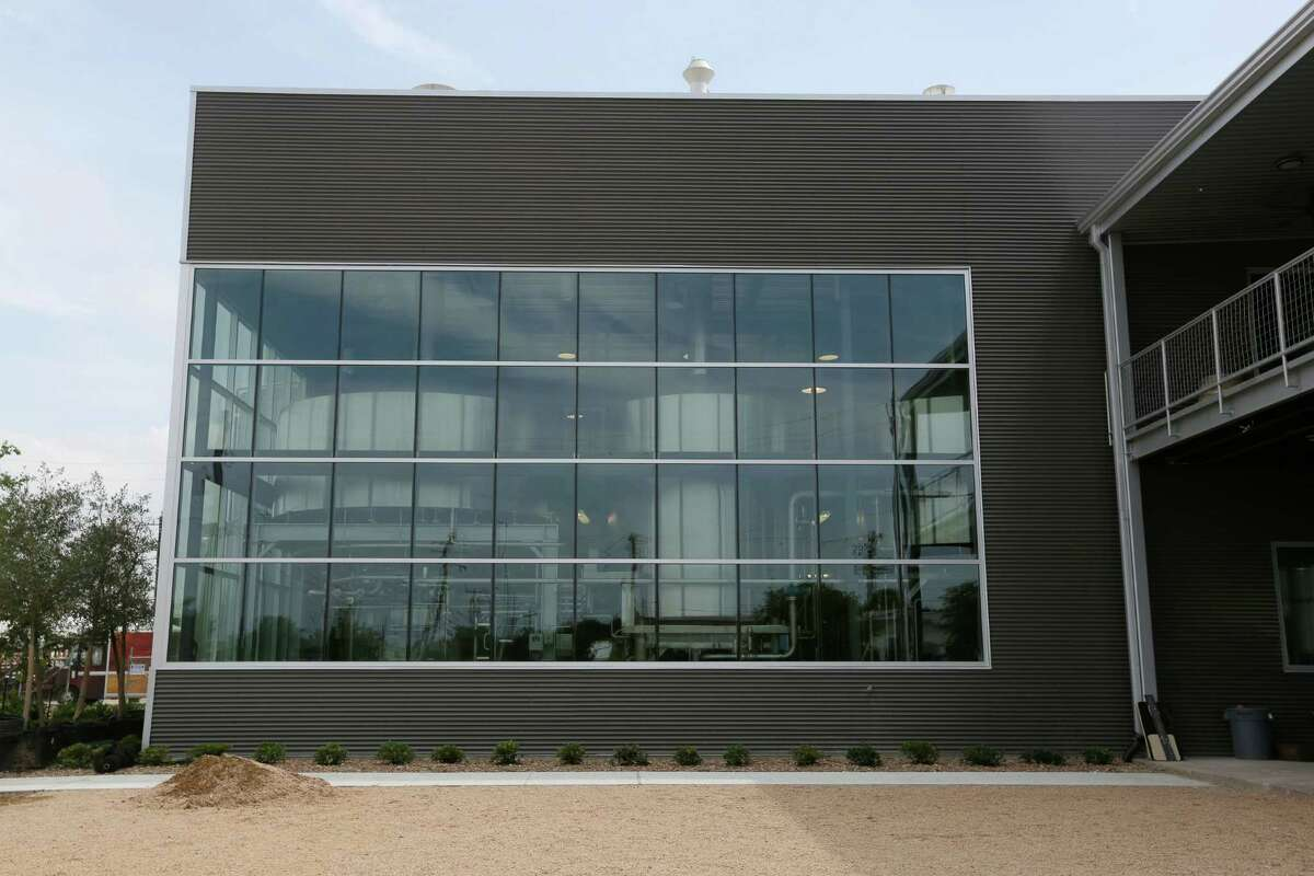 The new Karbach Brewing Co. brewery is seen Thursday, April 23, 2015, in Houston. ( Jon Shapley / Houston Chronicle )
