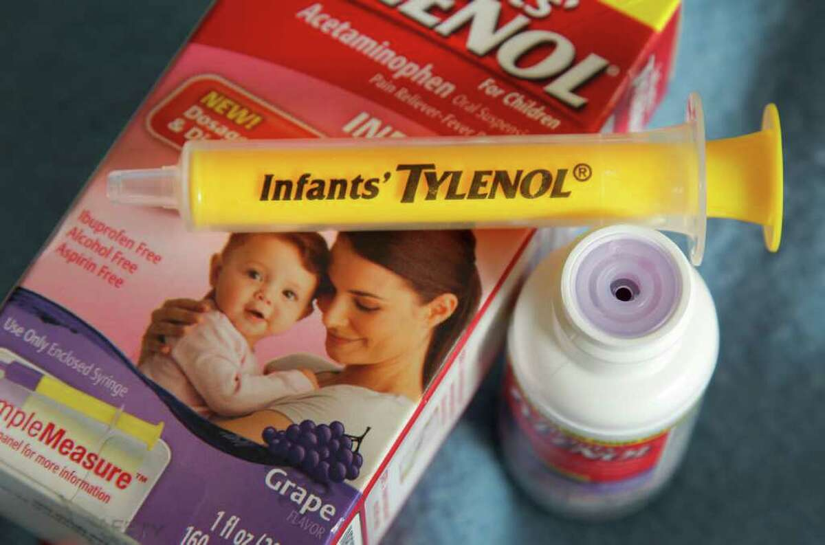 Tylenol's Infant Tylenol recall due to metal particles in the medication Response: In 2012 Johnson & Johnson pulled its infant Tylenol off store shelves due to problems with a device that helps measure dosing. In March 2015, the manufacturer of over-the-counter infant's and children's liquid medications agreed to plead guilty to a federal criminal charge that it sold products that contained metal particles. The company agreed to pay $25 million to resolve the case. Pass or Fail: Pass