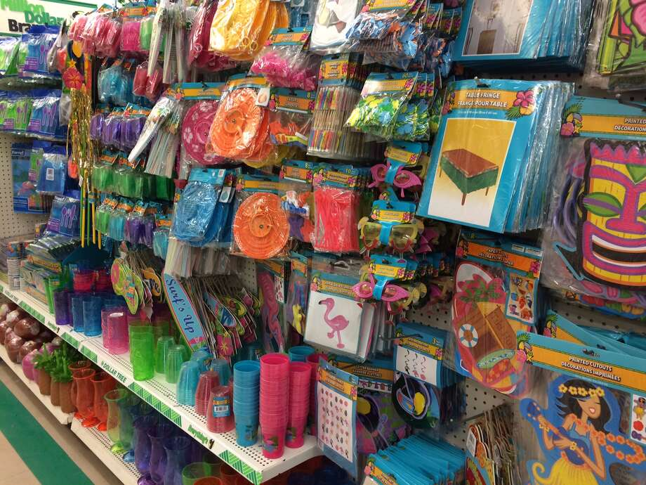 Click through the slideshow to learn what you should buy at a dollar store, and what you should avoid. Great buy:Party supplies: Hosting a party? Head to a dollar store first, where you'll find disposable pans, platters and a colorful array of plates, napkins, cutlery, streamers, balloons and so much more for much less.(Shannon Fromma / Times Union)