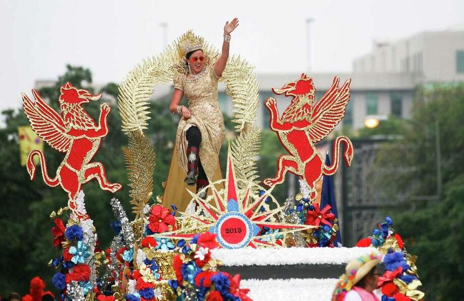 5 Must Attend Fiesta Parades San Antonio Express News
