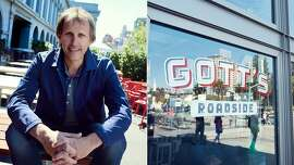 Joel Gott, chef and owner of Gott's Roadside featured in the San Francisco Issue of Mr. Porter Journal.