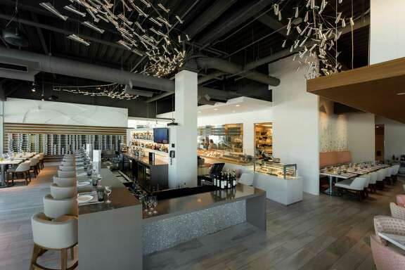 Peska Seafood Culture is now open in a 6,000 square foot space in BLVD Place,
