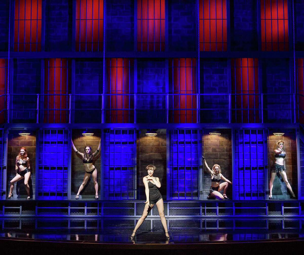 """""""The Cell Block Tango"""" number from """"Chicago"""" from """"Steve Wynn's ShowStoppers,"""" a new musical show celebrating quintessential musical numbers from some of the most celebrated composers and lyricists in musical theater history at the Encore Theater at Wynn Las Vegas."""