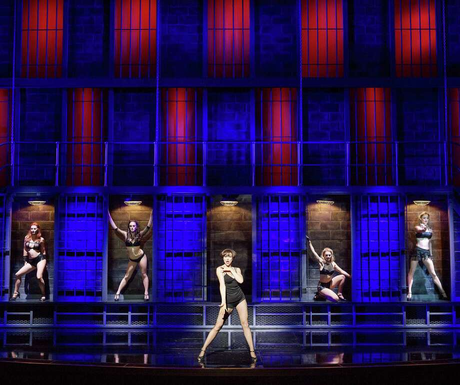"""The Cell Block Tango"" number from ""Chicago"" from ""Steve Wynn's ShowStoppers,"" a new musical show celebrating quintessential musical numbers from some of the most celebrated composers and lyricists in musical theater history at the Encore Theater at Wynn Las Vegas. Photo: Wynn Las Vegas / Wynn Las Vegas"