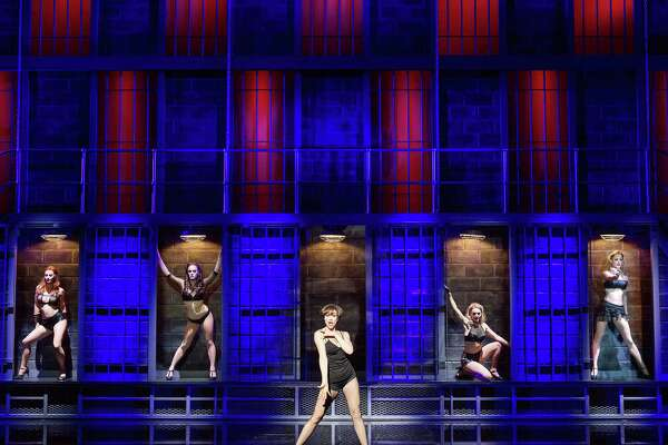 """The Cell Block Tango"" number from ""Chicago"" from ""Steve Wynn's ShowStoppers,"" a new musical show celebrating quintessential musical numbers from some of the most celebrated composers and lyricists in musical theater history at the Encore Theater at Wynn Las Vegas."