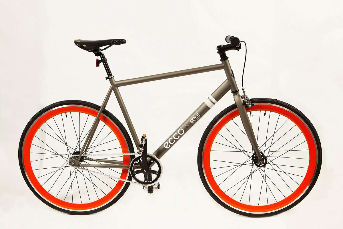 The ECCO x SoléBicycle collaboration will be available by special order and will retail for $700.