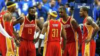 Rockets hang on for Game 3 win - Photo
