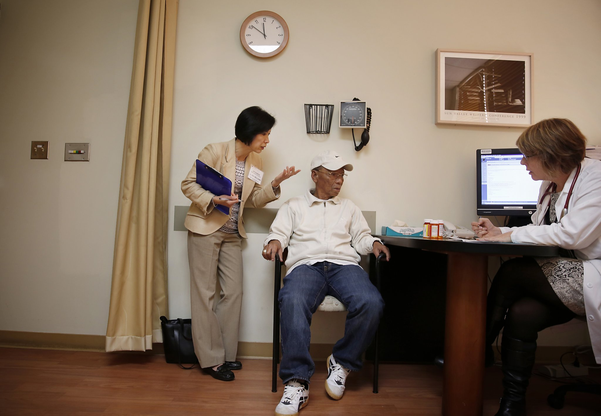 Medical interpreters in short supply as health coverage grows ...