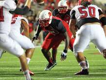 Lamar Cardinals' Joe Okafor may have to switch from defensive lineman to offensive lineman in order to see his dream of playing in the NFL come to fruition.