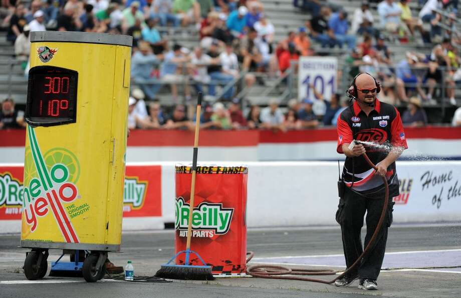 O'Reilly Auto Parts NHRA SpringNationals report: NHRA: Torrance's