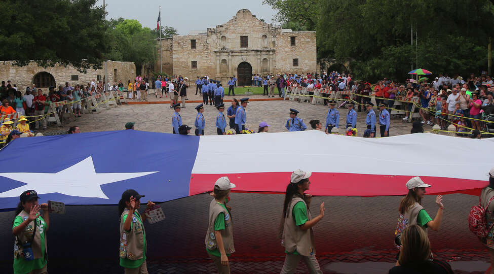 1. Recall the name. Texas' moniker, the Lone Star state, comes from the iconic design of its flag.