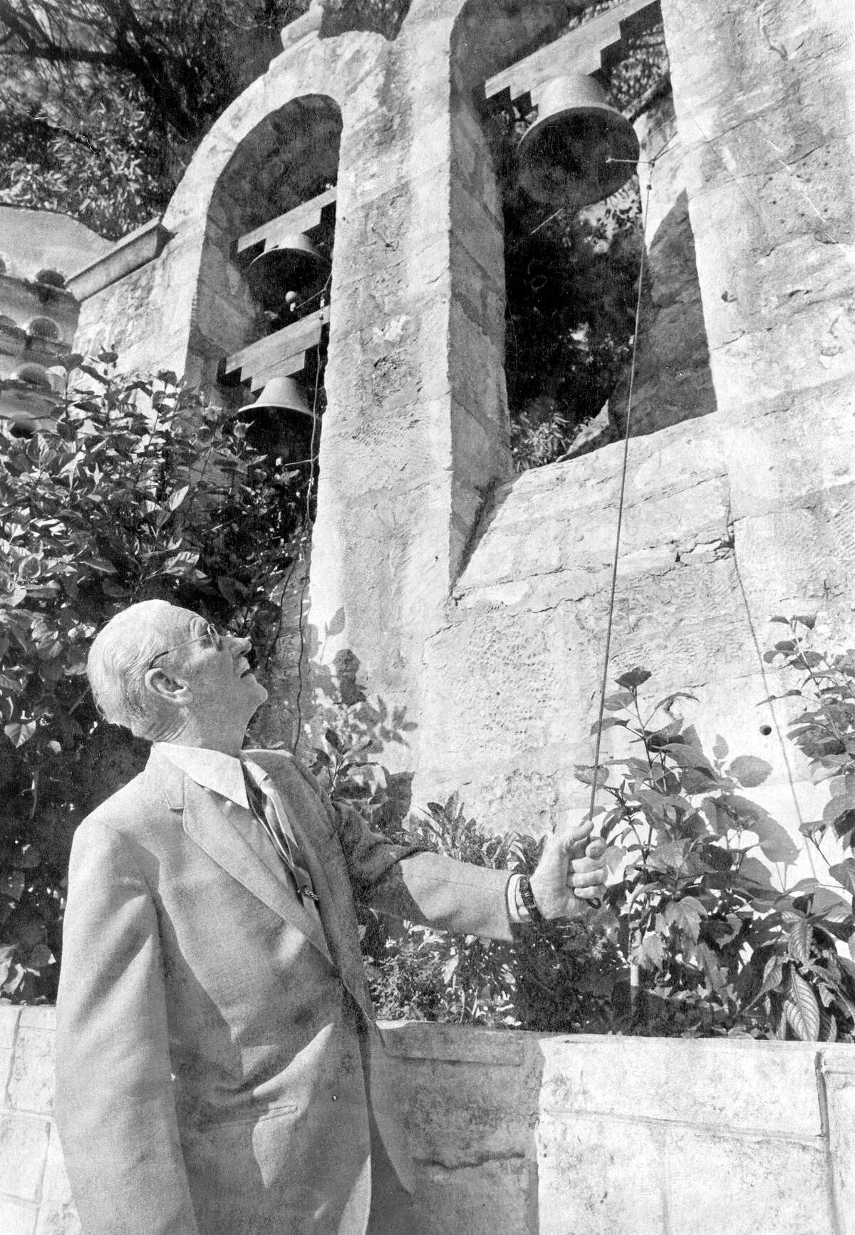 Robert H. H. Hugman was the architect who designed the River Walk and is considered by many the most important designer in San Antonio history.