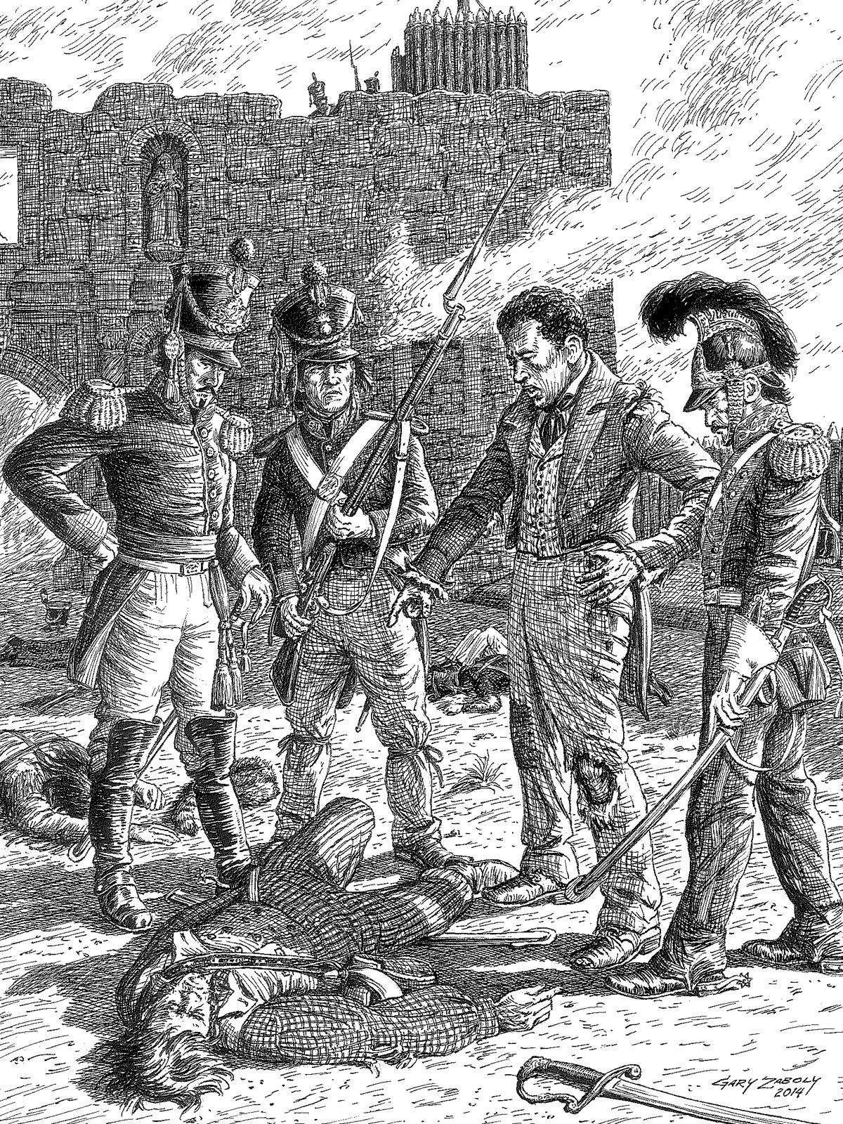 Story Of Slave Alamo Hero Recounted In New Book
