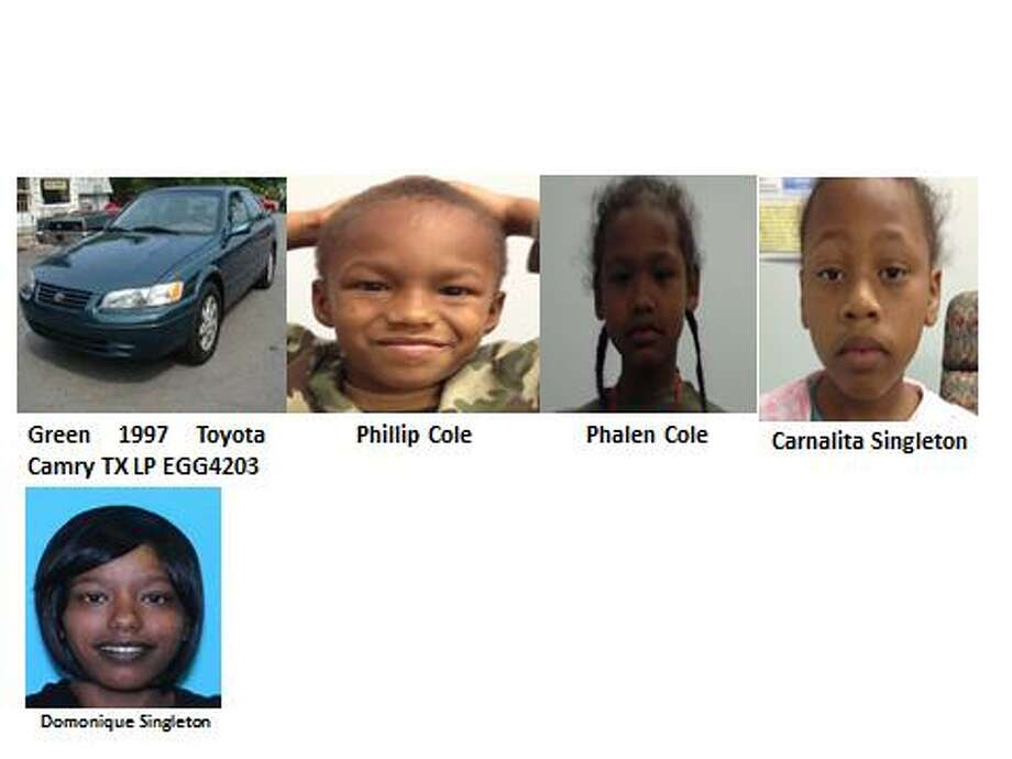 McKinney police have issued an Ambert Alert for three children and a 29-year-old woman