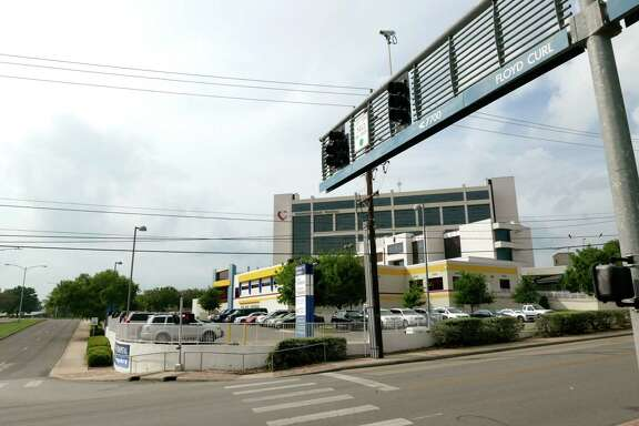 The intersection of Floyd Curl and Louis Pasteur is the site of the Methodist Hospital complex. The streets of the South Texas Medical Center in San Antonio are named after individuals who helped develop and expand one of the nation's leading medical centers.