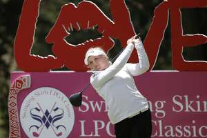 Henderson leads, Pressel, Ko in contention at Lake Merced - Photo