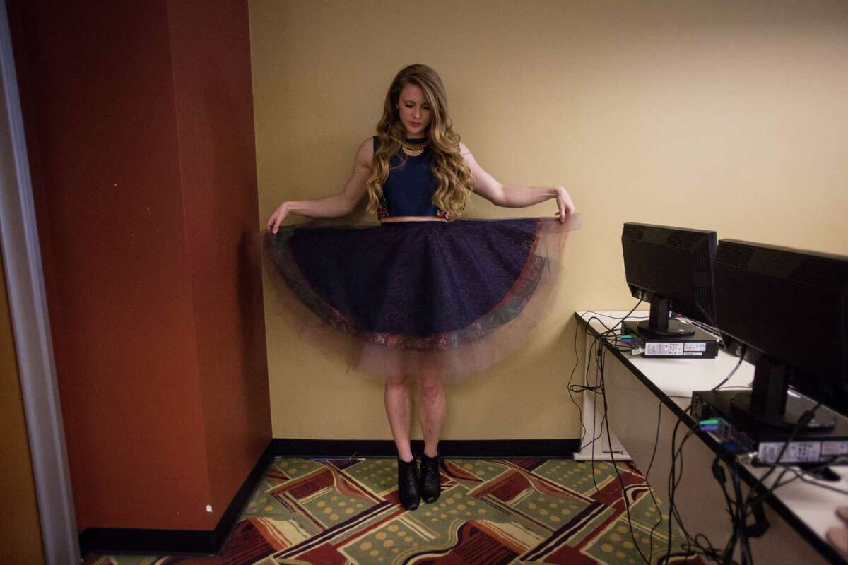 Seattle Students Show Off Designs At Fashion Conference