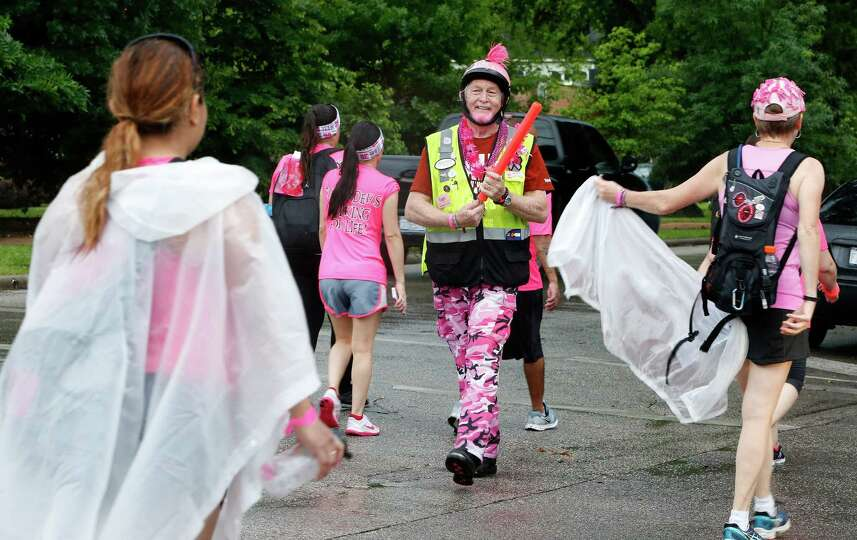 Walk the Komen 3-Day for the Cure to Benefit Breast Cancer